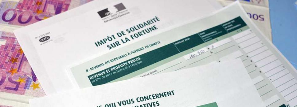 Les Français prêts à un allégement de l'ISF